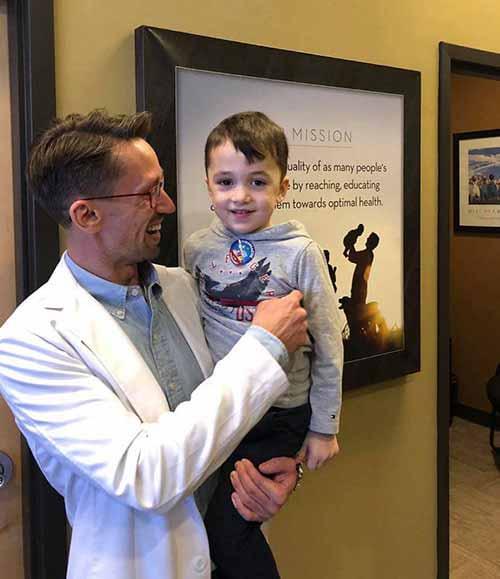 Chiropractic Inver Grove Height MN Child Testimonial