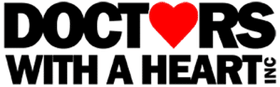 Doctors With A Heart Logo